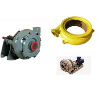 Quality Easy Installation River Sand Pump , Sand Suction Pump Anti - Wear Hard Metal for sale