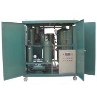 Quality ZJD Protable Hydraulic Oil Purifer with Weather-Proof Canopy for sale
