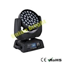 Quality LED 36X18W Stage Moving Head Light with Zoom with Circle Function for sale