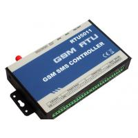 Buy cheap GSM SMS Controller Automation 8Digital In/8Relay Output 4Analog Input CE from wholesalers