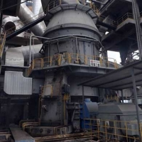 Quality 300T/H Vertical Cement Mill for sale