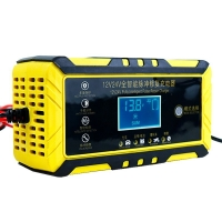 Quality 5000W Intelligent Motorcycle Sealed Lead Acid Charger Fireproof for sale