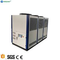 Quality Mgreenbelt Series 30HP plant cooling system air-cooled water chiller with low price for sale