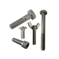 Quality 4.8 Grade Bolts and Nuts for sale