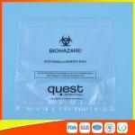 Quality Leak Proof Soft Specimen Transport Bags For Transporting Lab Specimens for sale