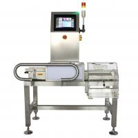 Buy cheap Automactic Online Conveyor Weight Checker , Belt System Check weigher , IP65 from wholesalers