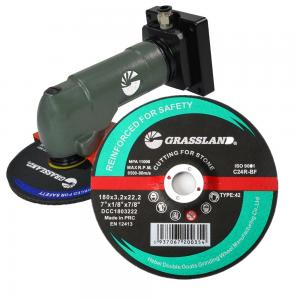 """Quality 7"""" X 1/8"""" X 7/8"""" 180mm Angle Grinder Stone Cutting Discs for sale"""