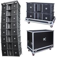 Best concert music production live events sound equipment line array speaker wholesale