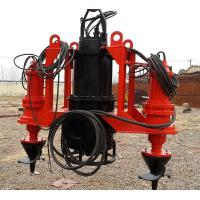 Quality Low Pressure Submersible Slurry Pump Long Term Bearing Life Easy Operation for sale