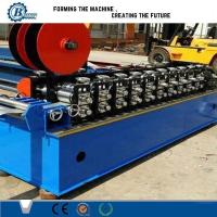 China Glazed Tile Stud And Track Roll Forming Machine With PLC Control System on sale