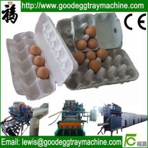 China Paper Egg Holder making machinery on sale