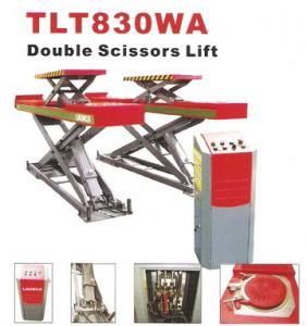 Buy cheap Launch TLT830WA Wheel Alignment Scissor Lift from wholesalers