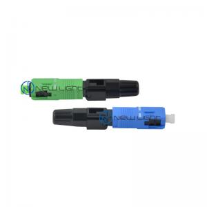 Quality SC/APC FTTH project 90N 2.0mm Field Assembly Connector for sale
