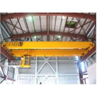 Quality China 16t overhead travelling crane with electric hoist for sale