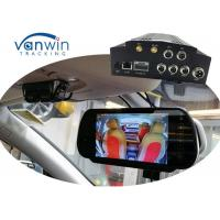 Quality 2TB Hard Drive 720P Vehicle Security Camera System NVR 4 Channel 8CH Optional for Taxi for sale