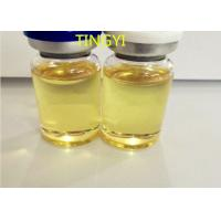 Quality Winstrol 50mg/ml Yellow Oral Anabolic Steroids Stanozolol 50mg / ml For Bodybuilding for sale