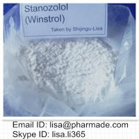 Best Winstrol Raw Steroid Powders Stanozolol Oral and Injectable Steroid Compound wholesale