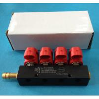 China 4cyl injector rail for CNG LPG conversion kits for automobiles on sale