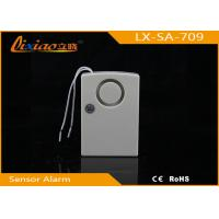 Quality PIR Motion Sensor Detector Home Alarm Systems Wireless On The Door for sale