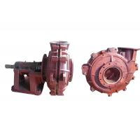 Quality WL Light Duty Small Sand Pump Sand Dredge Pump With Solid Particles 25-13860m3/H for sale