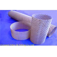 Best 304 Stainless Steel Decorative Perforated Metal Tube For Sand Control Screens wholesale