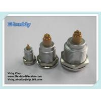 Quality Lemo EGG fixed socket 2B 6pin female connector EGG.2B.306.CLL for sale