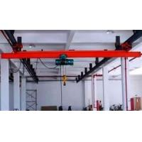 Quality light weight 18m 16t LX model suspension overhead bridge crane systems for sale