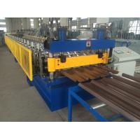Quality Trim Deck Profile Roof And Wall Cladding Roll Forming Machine for sale
