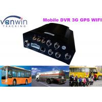 China High Definition Car 3G Mobile DVR GPRS 3G Mobile Black Box Customize on sale