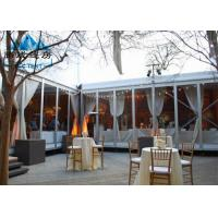 Waterproof Tents For Outdoor Events , 30M * 45M Party Canopy Tent