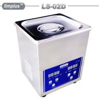 Buy cheap 2 Liter Table Top Ultrasonic Cleaner / Dental Ultrasonic Bath Digital Timer And from wholesalers