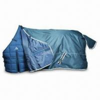 Quality 3-in-1 Heavy Turnout Blanket for Rainy and Snowing Weather, Combo with Turnout and Stable Blanket for sale