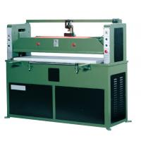 Quality Plane Cutting Press Leather Cutting Machine Automation Lubricant System for sale