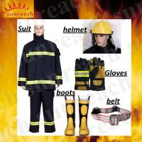 Quality Fire Fighting Safety Suit for sale