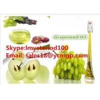 Best Natural Medical Grapeseed Oil Safe Organic Solvents 120-51-4 Raisin Seed Oil For Steroids Injection wholesale