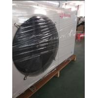 Quality Meeting Indoor Air To Water Heat Pump 12KW White Shell House Heating Hot Water for sale