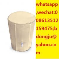 China High frequency flexible water storage bladder tank PVC for septic on sale
