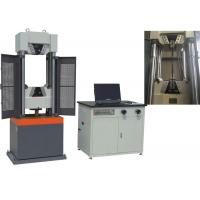 Quality WEW -600 Hydraulic Pressure Tensile Strength Testing Machine 600KN Computer Display for sale