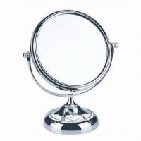 Quality Desktop Cosmetic Mirror, Magnified 3 Times, Made of Cold-rolled Steel Material for sale