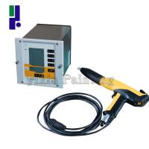 Buy Manual Powder Coating Spray Gun Machine High Voltage Generator Easy Operation at wholesale prices
