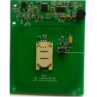 Quality 1 SAM Slot Card Reader Board , Contactless IC Card Reader Module for sale