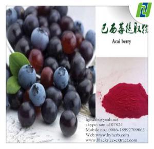 professional technology support brazilian acai berry extract