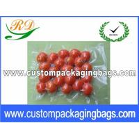 Buy cheap Copperplate Nylon Material Vacuum Seal Food Bags With 3 Side Seal from wholesalers