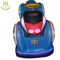Buy cheap Hansel child amusement park indoor playground plastic electric ride on car from wholesalers