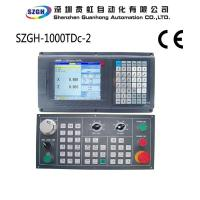 cnc lathe control panel with high performance Microprocessor For Lathe / Turning Center