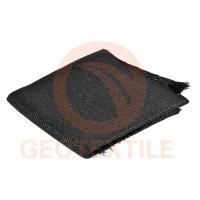 Quality Yarn Woven Monofilament Geotextile , Slope Reinforcement Road Fabric Underlayment for sale