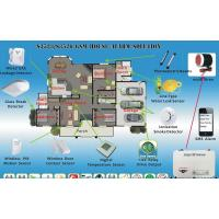Quality GSM Home Alarm System for sale