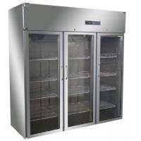 Quality 1500 L Blood Bank Equipments Upright Glass Door Freezer 2-8c CE Passed for sale
