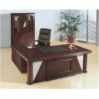 China Manager Office Wooden Executive Desk and Table on sale