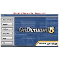 Quality Mitchell OnDemand 5 Q1.2012 for sale